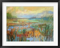 Framed Marsh in May