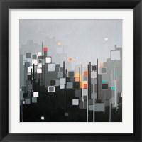 Framed Monochrome XII