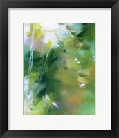 Framed Verdant Shallows I