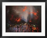 Framed Rainy Day 6
