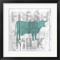 Framed Fresh Milk