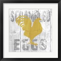 Framed Scrambled Eggs
