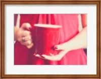 Framed Good Morning Darling