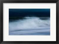 Framed Night Wave