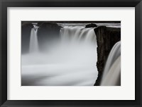 Framed Waterfall Mist