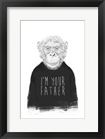 Framed I'm Your Father