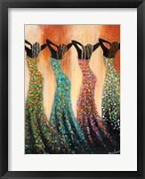 Framed Dance of the Summer Solstice