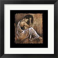 Framed Soulful Grace I