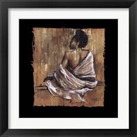 Framed Soulful Grace III