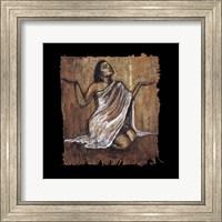 Framed Soulful Grace IV