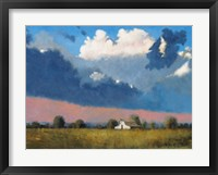 Framed Approaching Storm