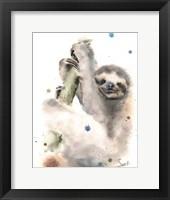 Framed Sloth