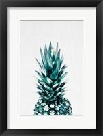 Framed Pineapple II