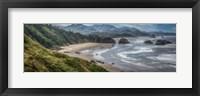 Framed Coastal Serenity