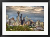 Framed Seattle