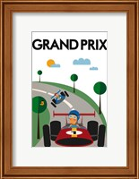 Framed Grand Prix
