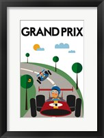 Framed Grand Prix