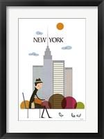 Framed New York