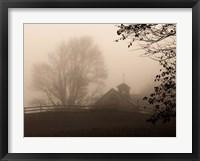 Framed Parish Hill Barn