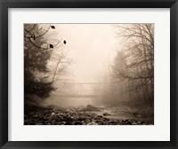 Framed Parish Hill Bridge