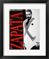 Framed ZAPATA!
