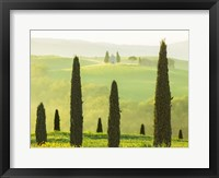 Framed Tuscan Temple