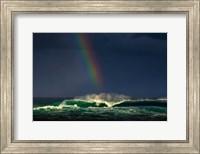 Framed Divine Wave