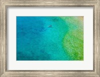 Framed Solo Swim