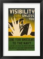 Framed Visibility Zero