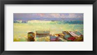 Framed Rowboats