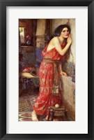 Framed Thisbe, 1909