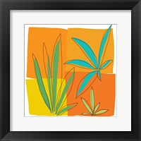 Framed Grasses II
