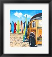 Framed Beach Cruiser Kids