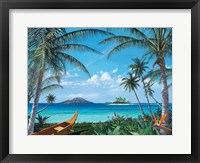 Framed Tropic Travels