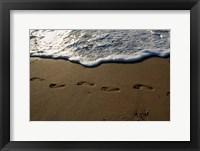 Framed Footprints