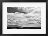 Framed Utah Skies