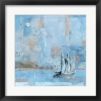Framed Sailboat No. 1