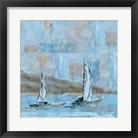 Framed Sailboat No. 2