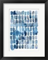 Framed Blue Wash Blocks