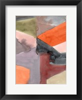 Framed Geometric Abstract