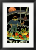 Framed Farmers Wanted
