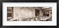 Framed Cafe Van Gogh