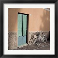 Framed Liguria Bicycle