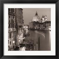 Framed Ponte Accademia