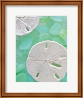 Framed Seaglass 5