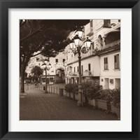 Framed Strada, Amalfi