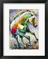 Framed Horse of Another Color