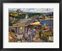 Framed Farmers Market