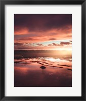 Framed Sunset Dreams