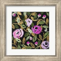 Framed Dainty Blooms